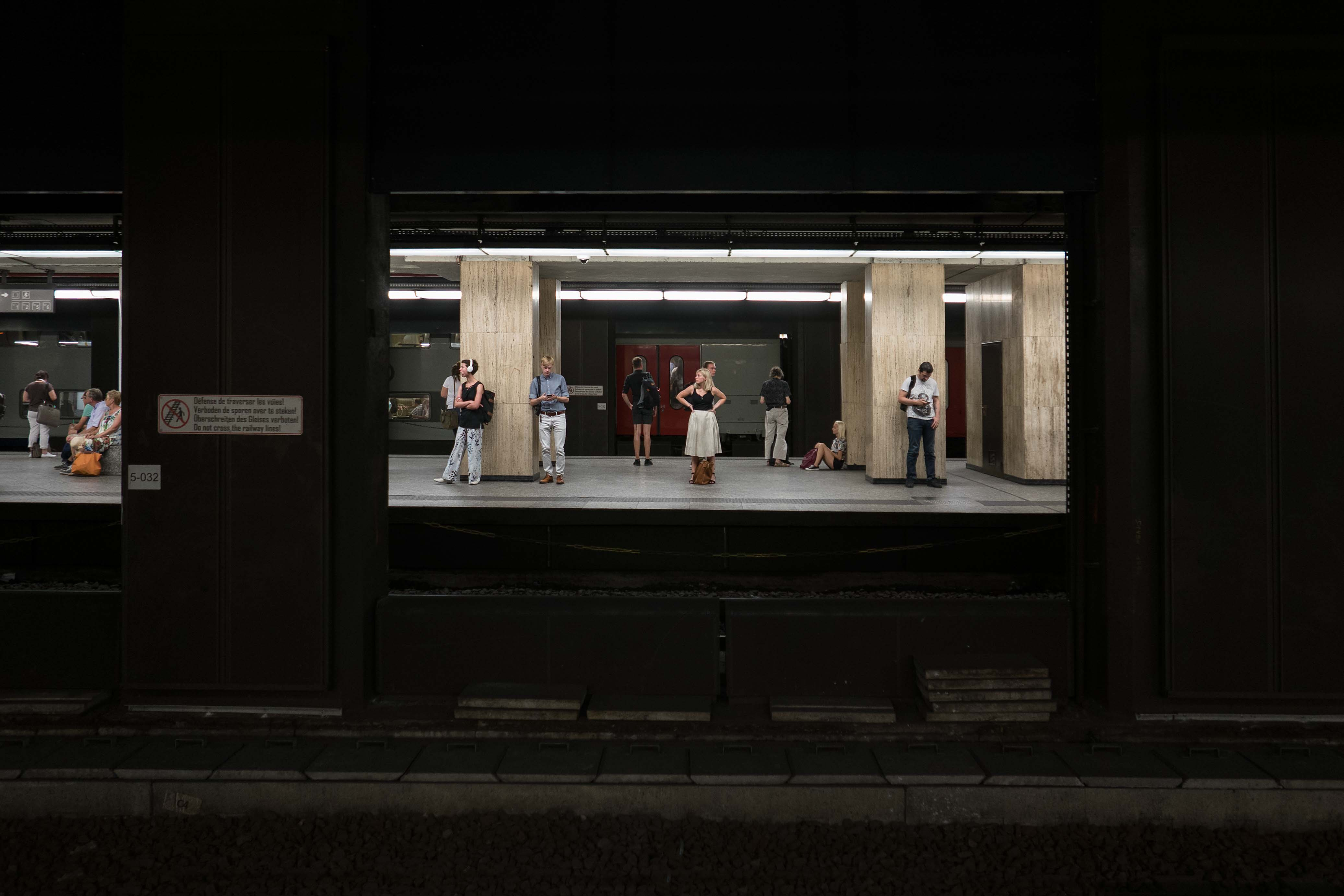Underground job boersma fotografie