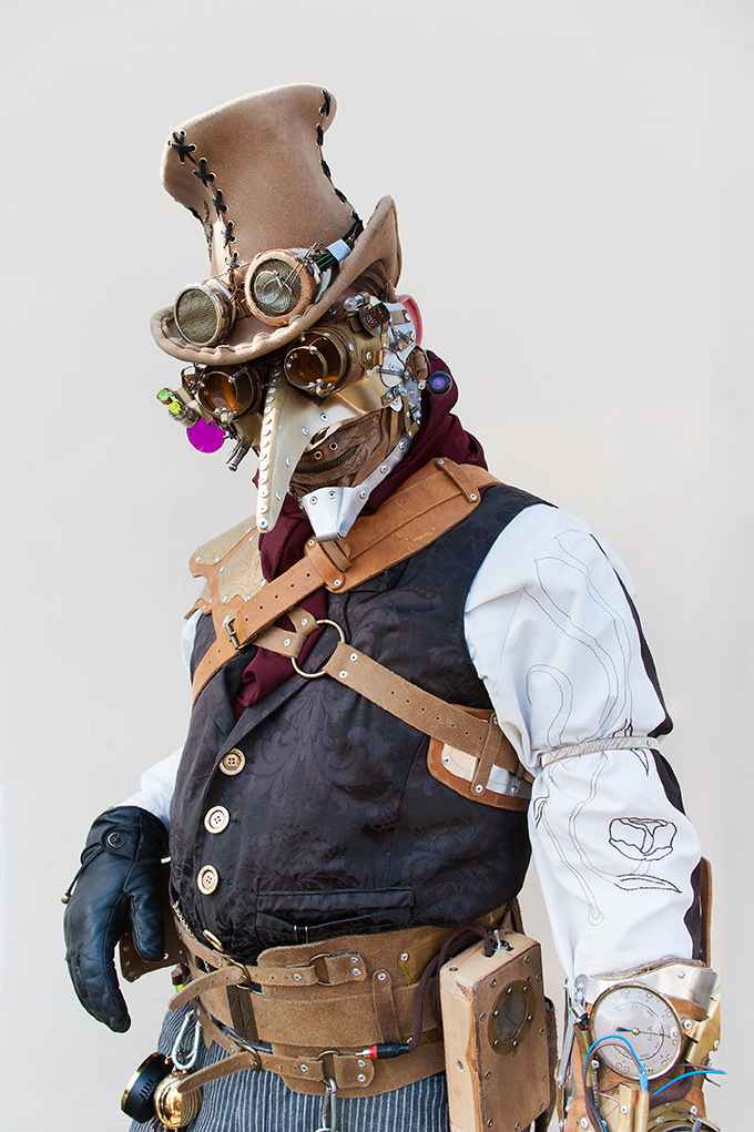 Steampunk - job boersma fotografie