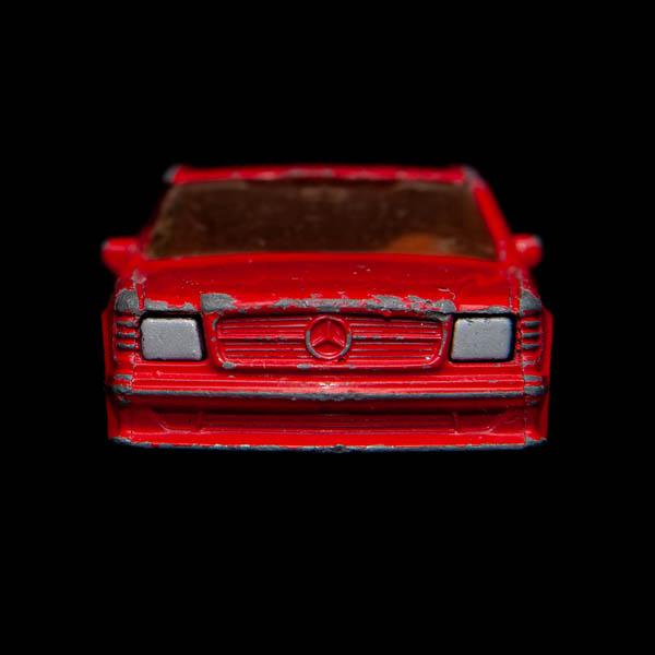 Mercedes 500SEC